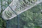 Concertina Fence Security Wire