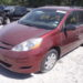 TOYOTA SIENNA 2008 MODEL FOR SALE