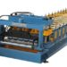 Aluminium Steptiles Roofing Sheet Cold Roll Forming Machine For Sale