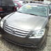 Nigeria Customs 2006 Toyota Avalon For Sale At Auction Price of #250,000 on_08067818458