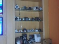 High quality CCTV, DVR, NVR surveillance system for homes and offices.