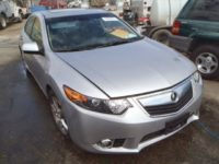 ACURA TSX FOR SALE AT AUCTION PRICE