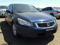 2009 HONDA ACCORD FOR SALE AT AUCTION PRICE