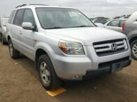 FOR SALE HONDA PILOT AT AUCTION CALL 08067816891 FOR FULL DETAILS