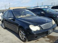 CLEAN MERCEDES C-240 FOR SALE AT AUCTION PRICE