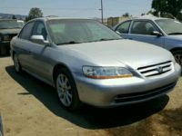 2002 HONDA ACCORD FOR SALE AT AUCTION PRICE